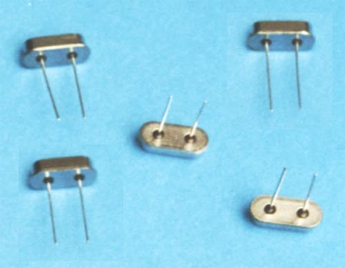 石英晶体谐振器 hc-49u/s